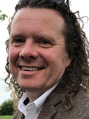 Simon Parris Marketing & Comms Manager